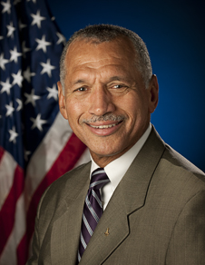 Charlie Bolden.  Source:  NASA/Bill Ingalls